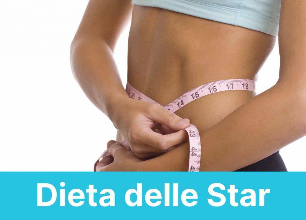 dieta delle star