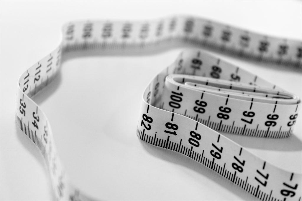 metro per misurazione